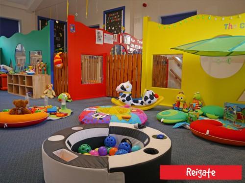 day nursery baby centre