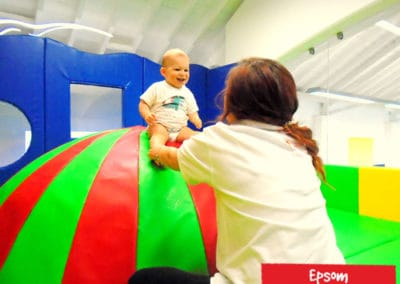 day nursery soft play