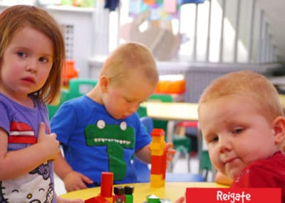 day nursery nursery room