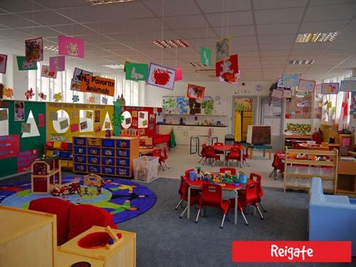 day nursery pre-school