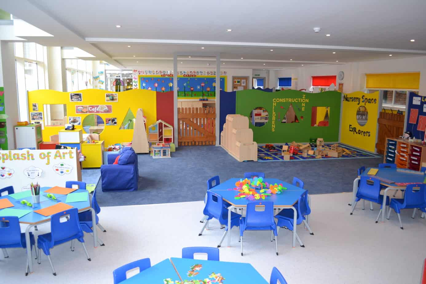 day nursery nursery room